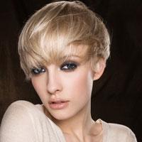 Video làm đẹp: Tạo kiểu cho tóc ngắn