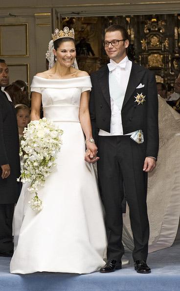 Công chúa Thụy Điển diện đầm cưới hoành tráng - 4