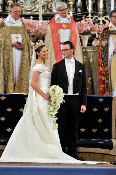 Công chúa Thụy Điển diện đầm cưới hoành tráng - 8