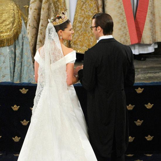 Công chúa Thụy Điển diện đầm cưới hoành tráng - 7