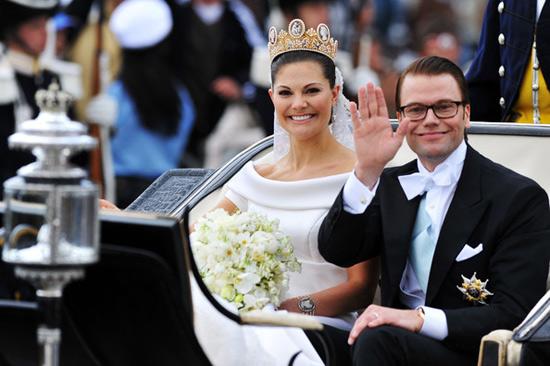 Công chúa Thụy Điển diện đầm cưới hoành tráng - 10