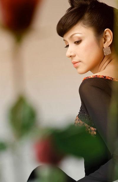 Diễn viên Việt Trinh - Có con là đời thay đổi hết! - 5