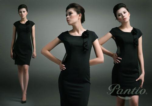 Thời trang công sở năng động, sành điệu với Pantio - 1