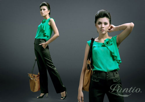Thời trang công sở năng động, sành điệu với Pantio - 15
