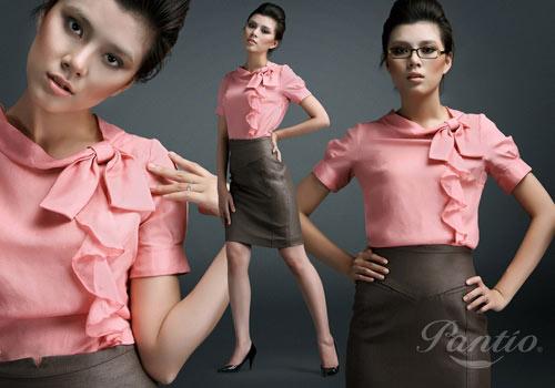 Thời trang công sở năng động, sành điệu với Pantio - 16