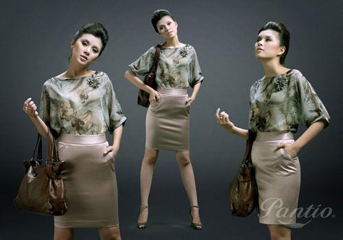 Thời trang công sở năng động, sành điệu với Pantio - 19