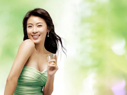 Vòng 1 'thôi miên' của mỹ nữ Hàn - 3