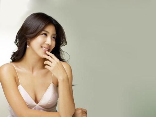 Vòng 1 'thôi miên' của mỹ nữ Hàn - 4
