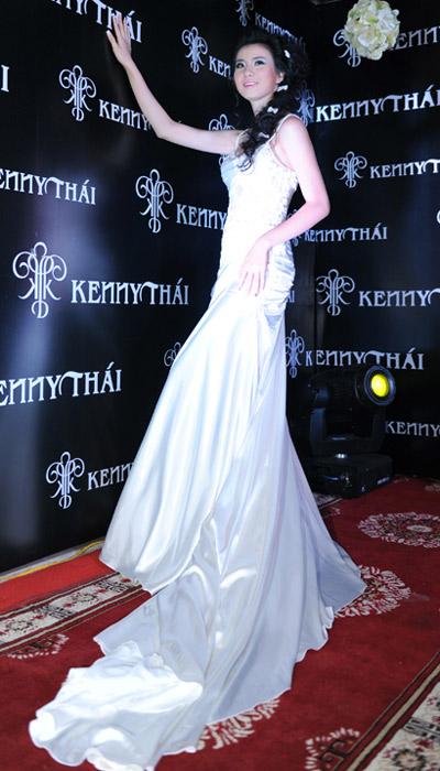 Cô dâu xinh với phong cách Kenny Thái - 3