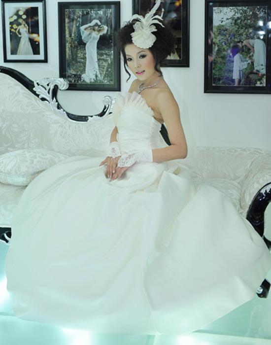 Cô dâu xinh với phong cách Kenny Thái - 4