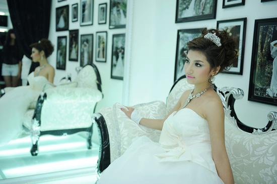 Cô dâu xinh với phong cách Kenny Thái - 6