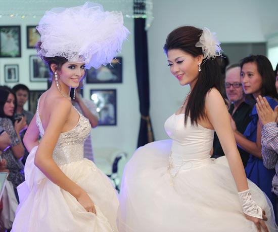 Cô dâu xinh với phong cách Kenny Thái - 15