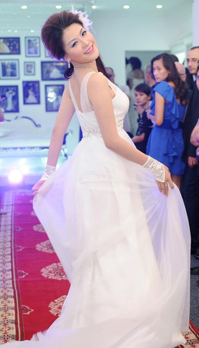 Cô dâu xinh với phong cách Kenny Thái - 9