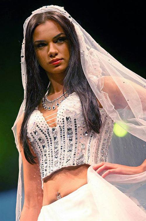 20 chiếc váy cưới độc và lạ nhất thế giới - 2