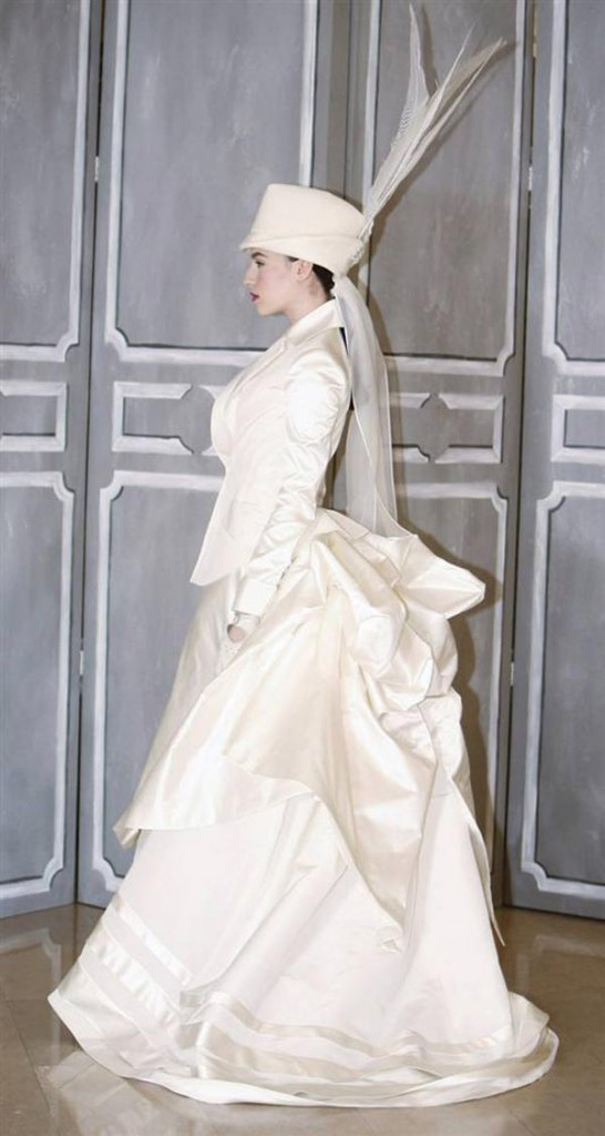 20 chiếc váy cưới độc và lạ nhất thế giới - 4