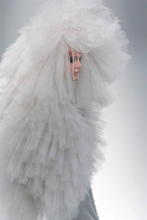 20 chiếc váy cưới độc và lạ nhất thế giới - 7
