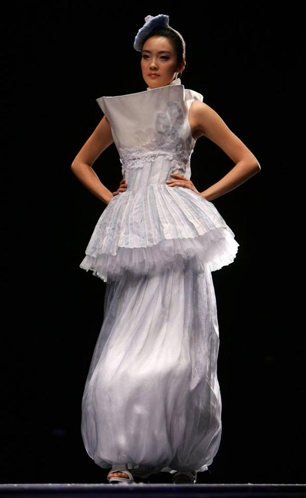 20 chiếc váy cưới độc và lạ nhất thế giới - 10