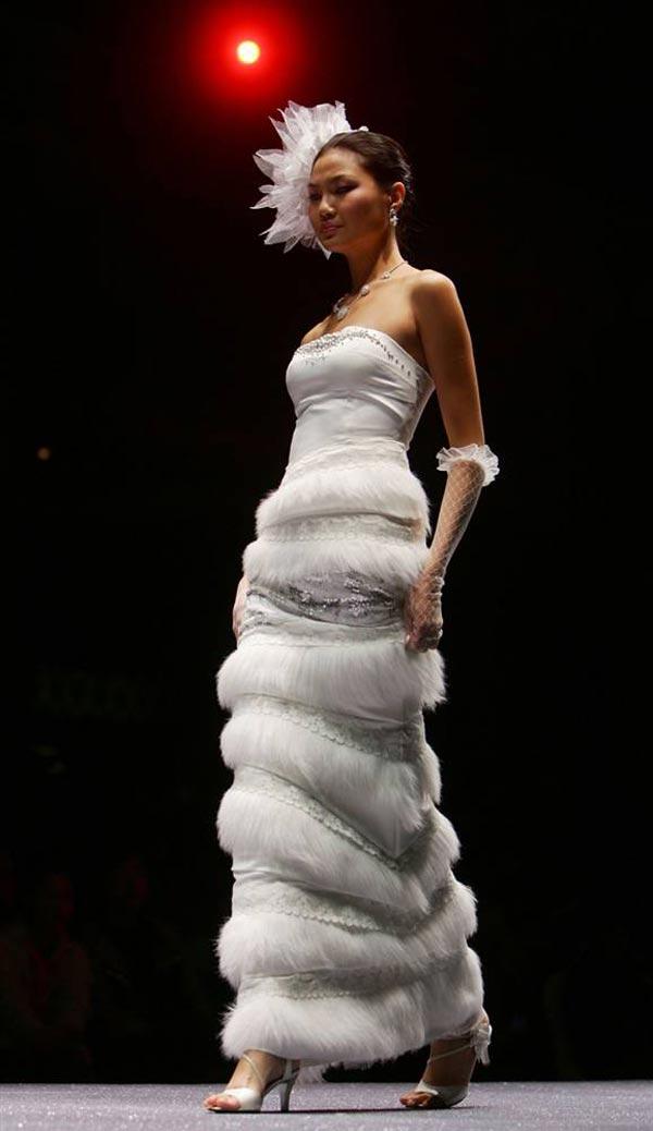 20 chiếc váy cưới độc và lạ nhất thế giới - 12