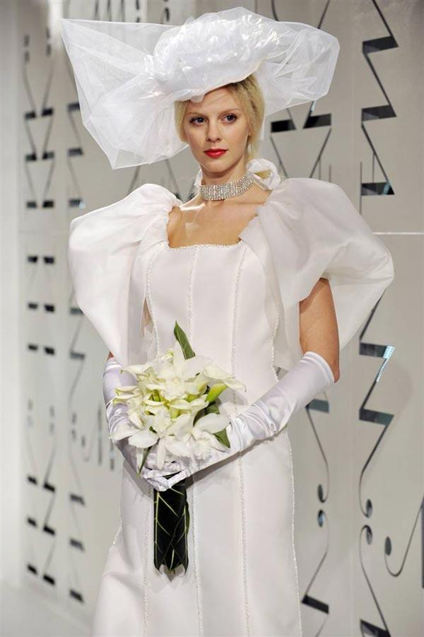 20 chiếc váy cưới độc và lạ nhất thế giới - 15