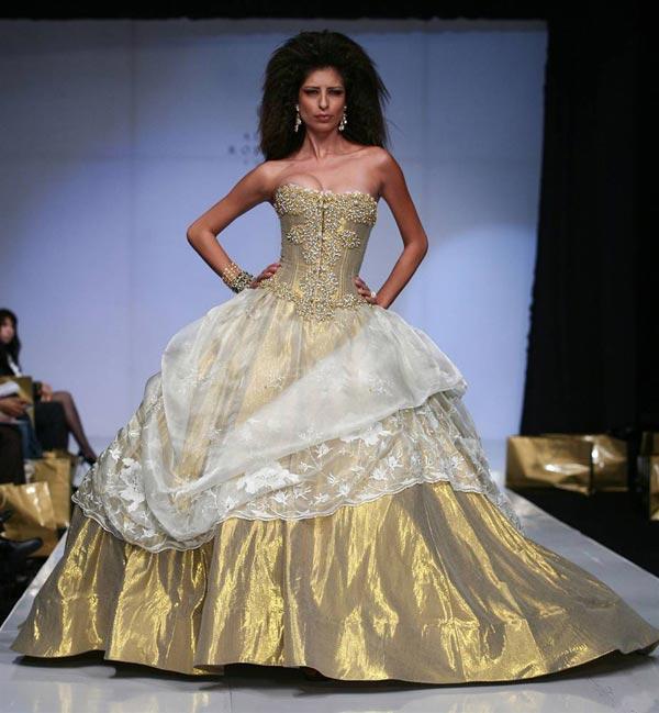 20 chiếc váy cưới độc và lạ nhất thế giới - 9