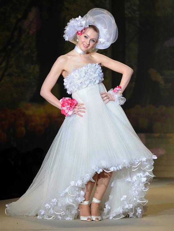 20 chiếc váy cưới độc và lạ nhất thế giới - 8