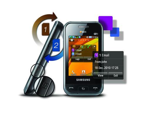 Samsung Champ Duos - Điện thoại năng động cho người giao thiệp rộng - 1