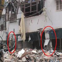 Vụ sập nhà 5 tầng: Sơ tán chung cư bên cạnh