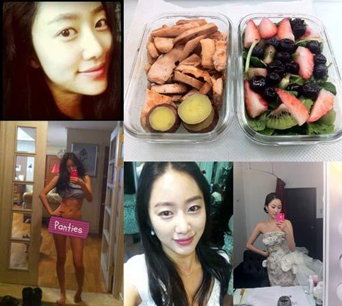 Jo Yeo Jung lộ nội y phản cảm - 5