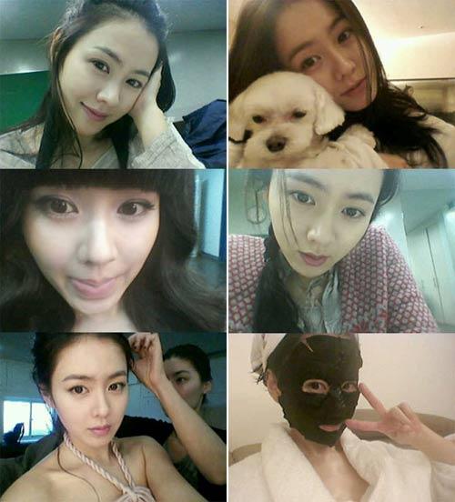 Jo Yeo Jung lộ nội y phản cảm - 6