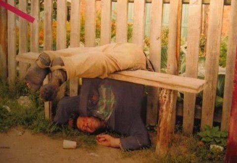 Những pha say xỉn khó đỡ - 1
