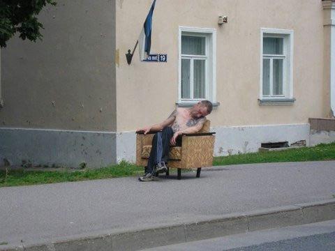 Những pha say xỉn khó đỡ - 8