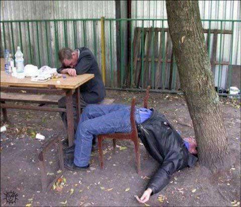 Những pha say xỉn khó đỡ - 15