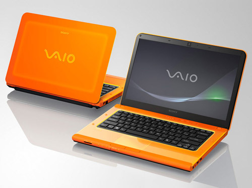 Sony tung laptop VAIO C Series 14 inch - 4