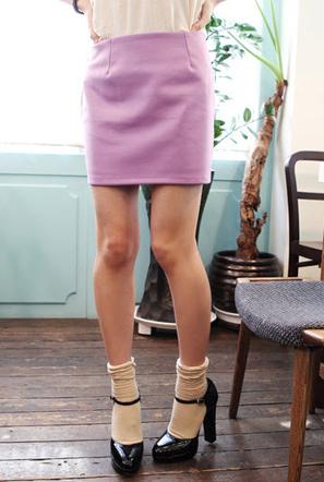 Ngọt ngào tới công sở với chân váy bút chì - 19