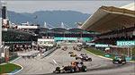 Lịch thi đấu F1: Malaysian GP 2011 - 2