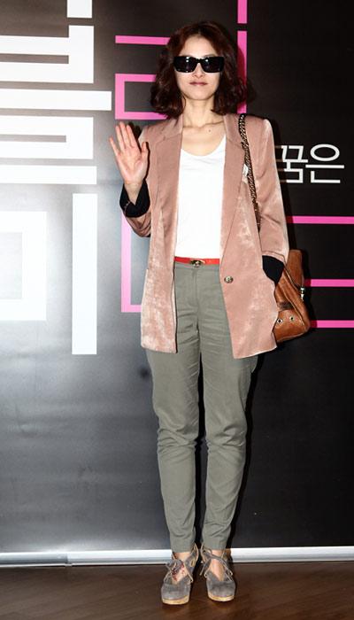 Mặc áo vest lôi cuốn như Sao Hàn - 12