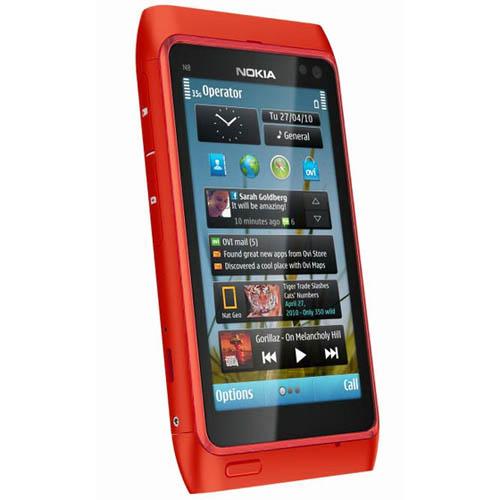 Sắp có Nokia N8 màu đỏ? - 1