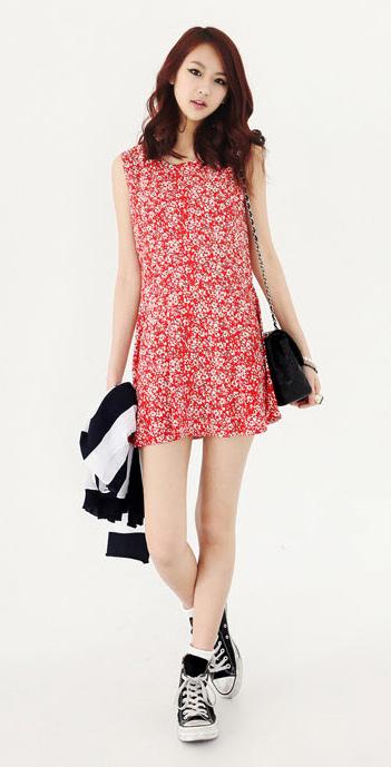 Váy hoa có dễ mặc như bạn tưởng? - 2