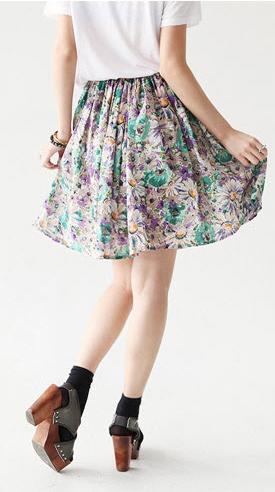 Váy hoa có dễ mặc như bạn tưởng? - 12