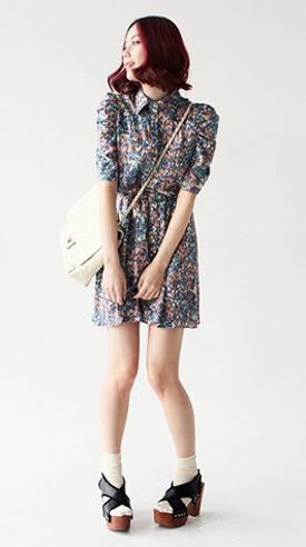 Váy hoa có dễ mặc như bạn tưởng? - 14
