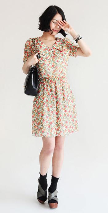 Váy hoa có dễ mặc như bạn tưởng? - 18
