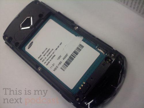 Samsung Gem cập bến Verizon - 3
