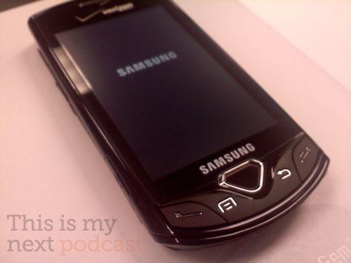 Samsung Gem cập bến Verizon - 5