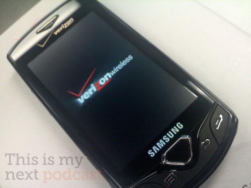 Samsung Gem cập bến Verizon - 6