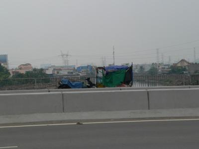 Chùm ảnh: Nhếch nhác đại lộ đẹp nhất Tp HCM - 13