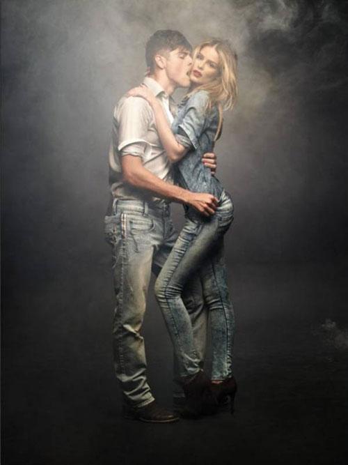 Bụi bặm cùng jeans loang - 7