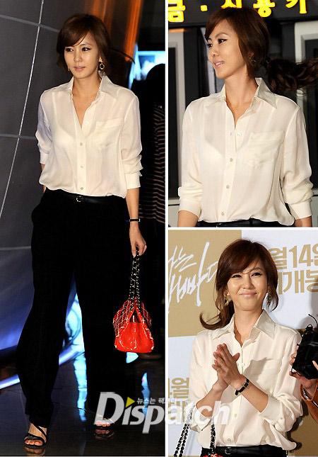 """Kim Nam Joo """"hồi xuân"""" nhờ sơ mi trắng - 4"""