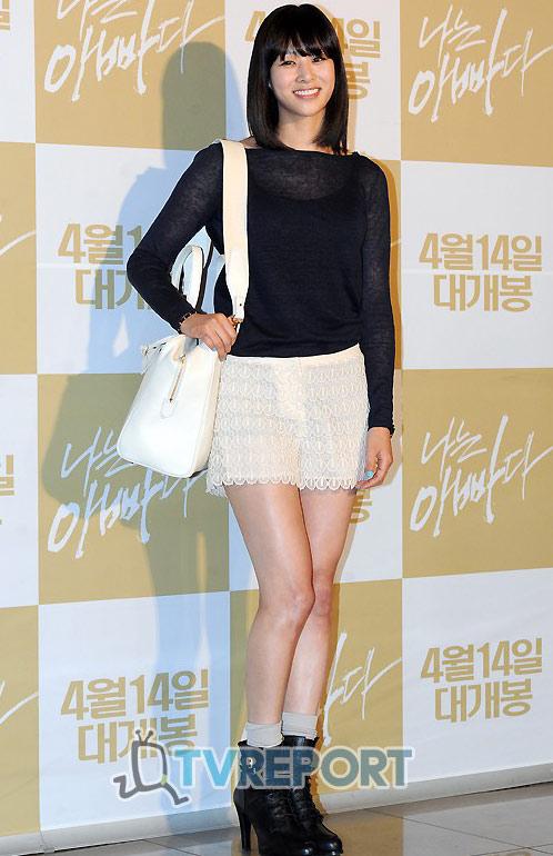 """Kim Nam Joo """"hồi xuân"""" nhờ sơ mi trắng - 13"""