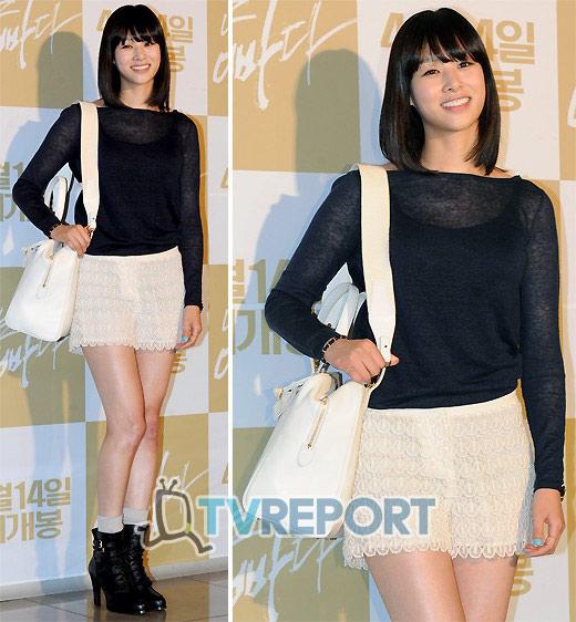 """Kim Nam Joo """"hồi xuân"""" nhờ sơ mi trắng - 12"""