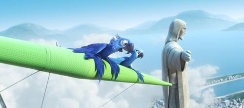 """""""Rio"""": Phim hoạt hình vui nhộn 3D chính thức ra mắt - 7"""